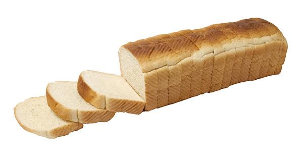 """24 oz. White Texas Toast Bread 1"""" Slice"""